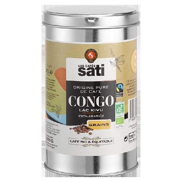 Café grain arabica Congo