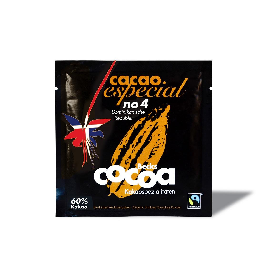 Becks Cocoa Especial No4 25g Beutel