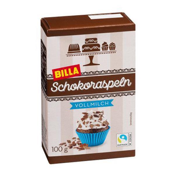 Raspelschokolade Vollmilch