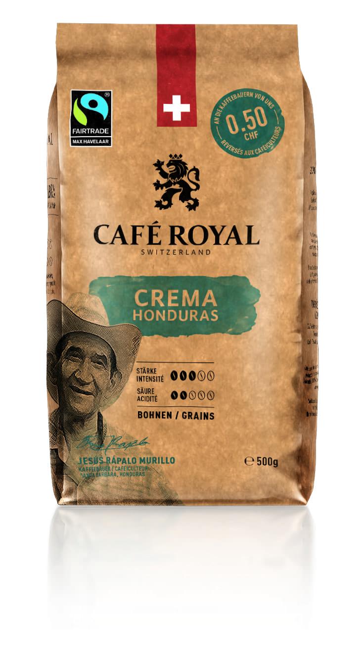 Honduras Crema Bohnen