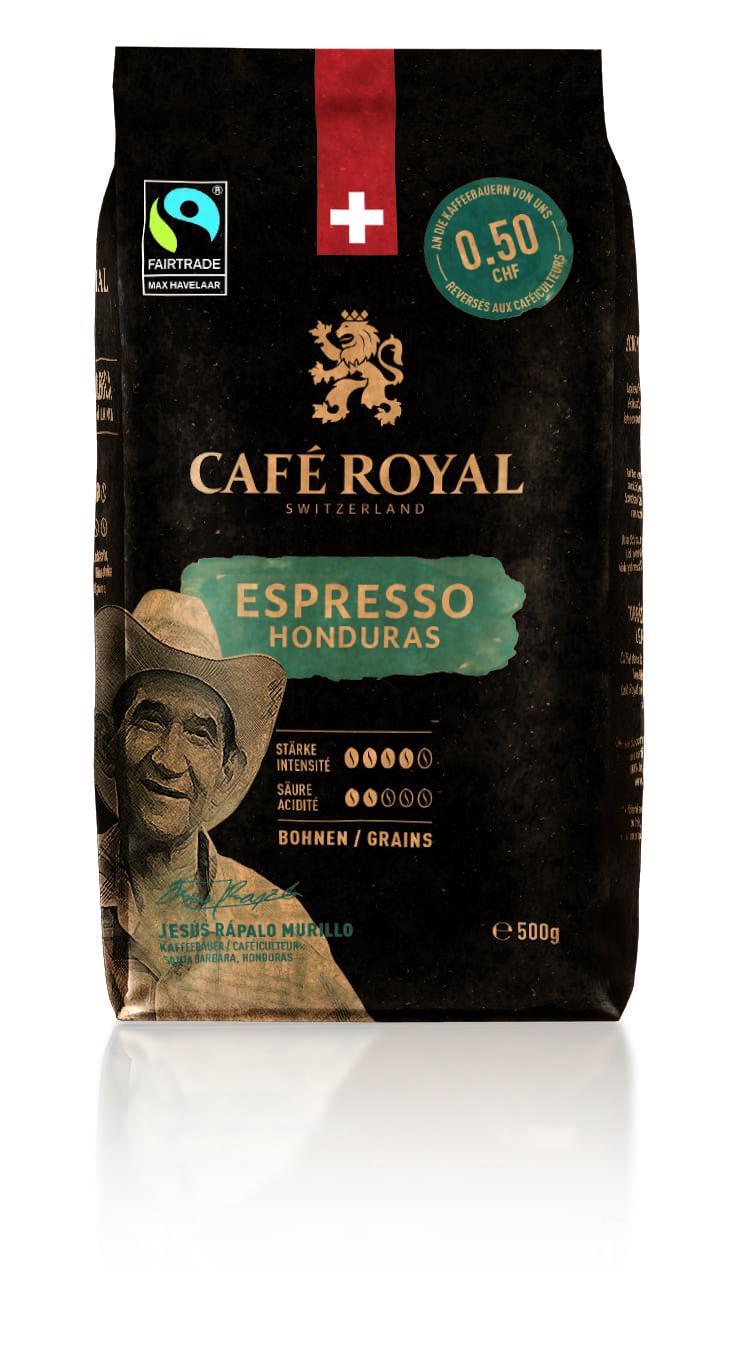 Honduras Espresso Bohnen