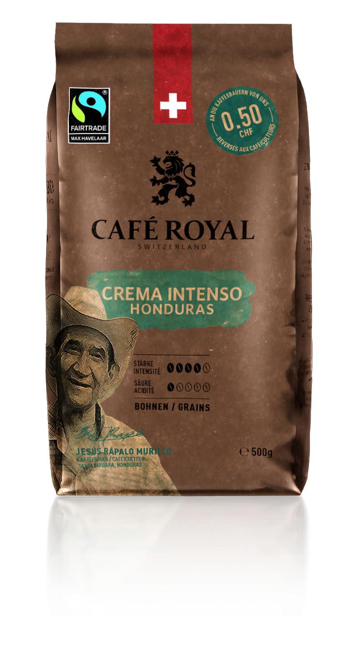 Honduras Intenso  Bohnen
