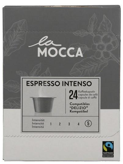 Delizio Espresso Intenso (24 Kapseln)