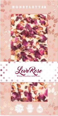 Honeyletter LOVE ROSE