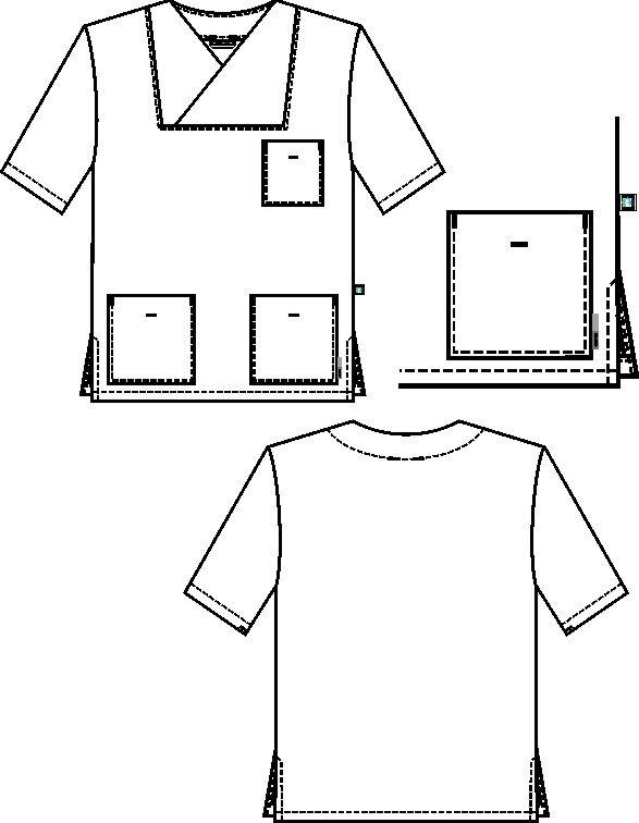 Schlupfkasack HC Basic (Supporting Cotton)