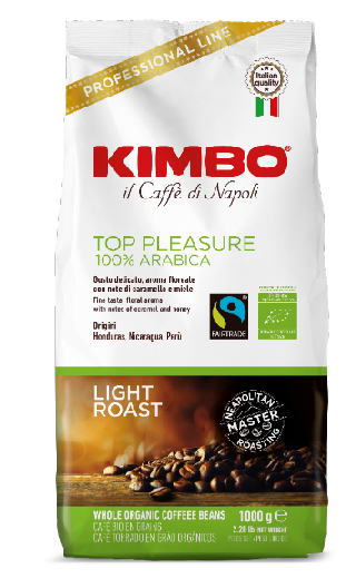 Kimbo – TOP PLEASURE 1kg grani