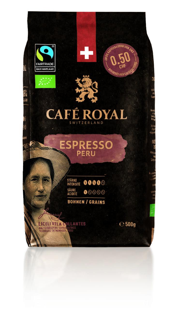 Peru Espresso Bohnen