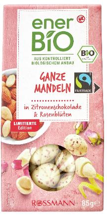 LE Ganze Mandeln Zit&Rose 85g