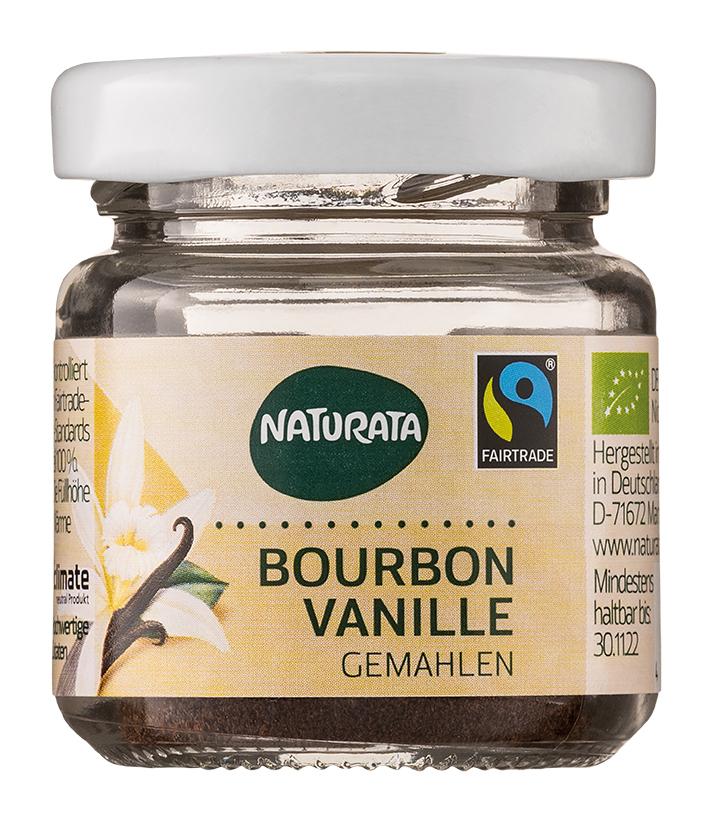 Bourbon Vanille, gemahlen