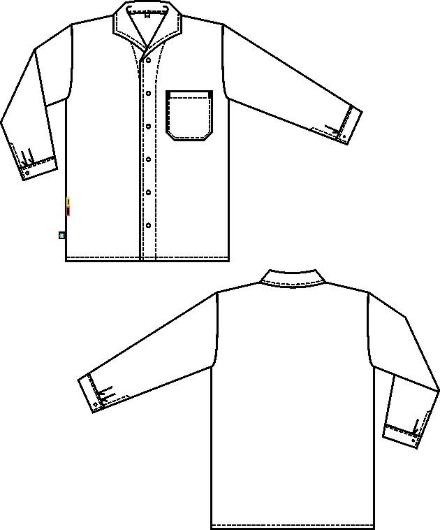 Hemd, Langarm (Supporting Cotton)