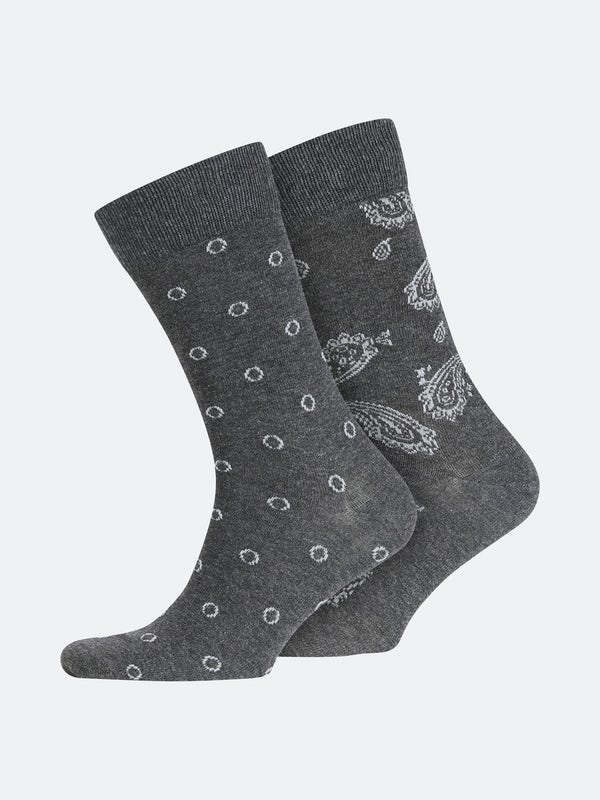 2pk. Socks CO Pattern