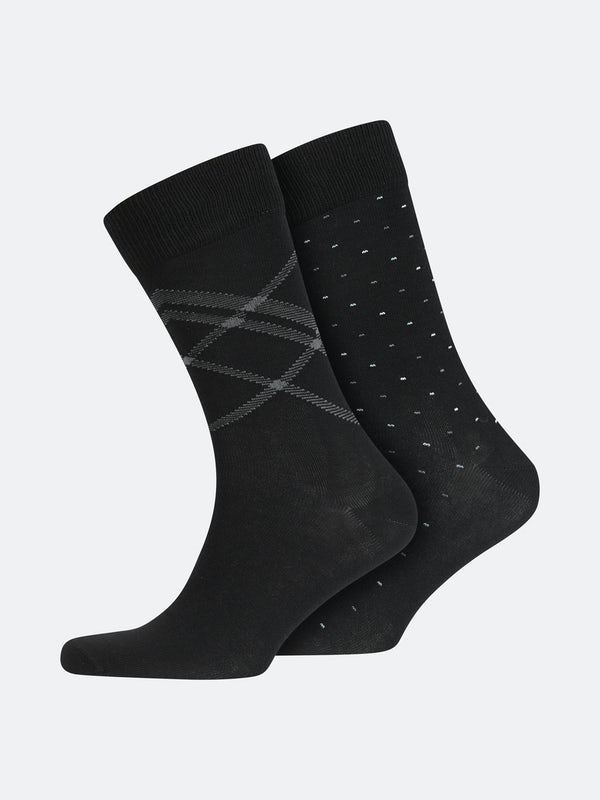XL 2 pk. Socks CO Pattern
