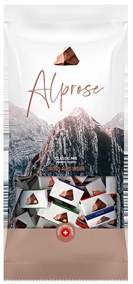 Schokoladen Napolitains Klassik Mix