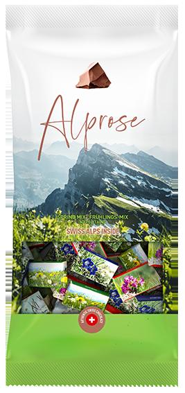 Schokoladen Napolitains Mix Frühling