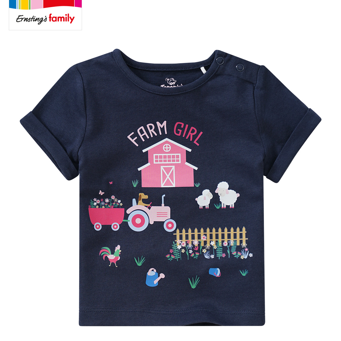 Baby Mädchen T-Shirt