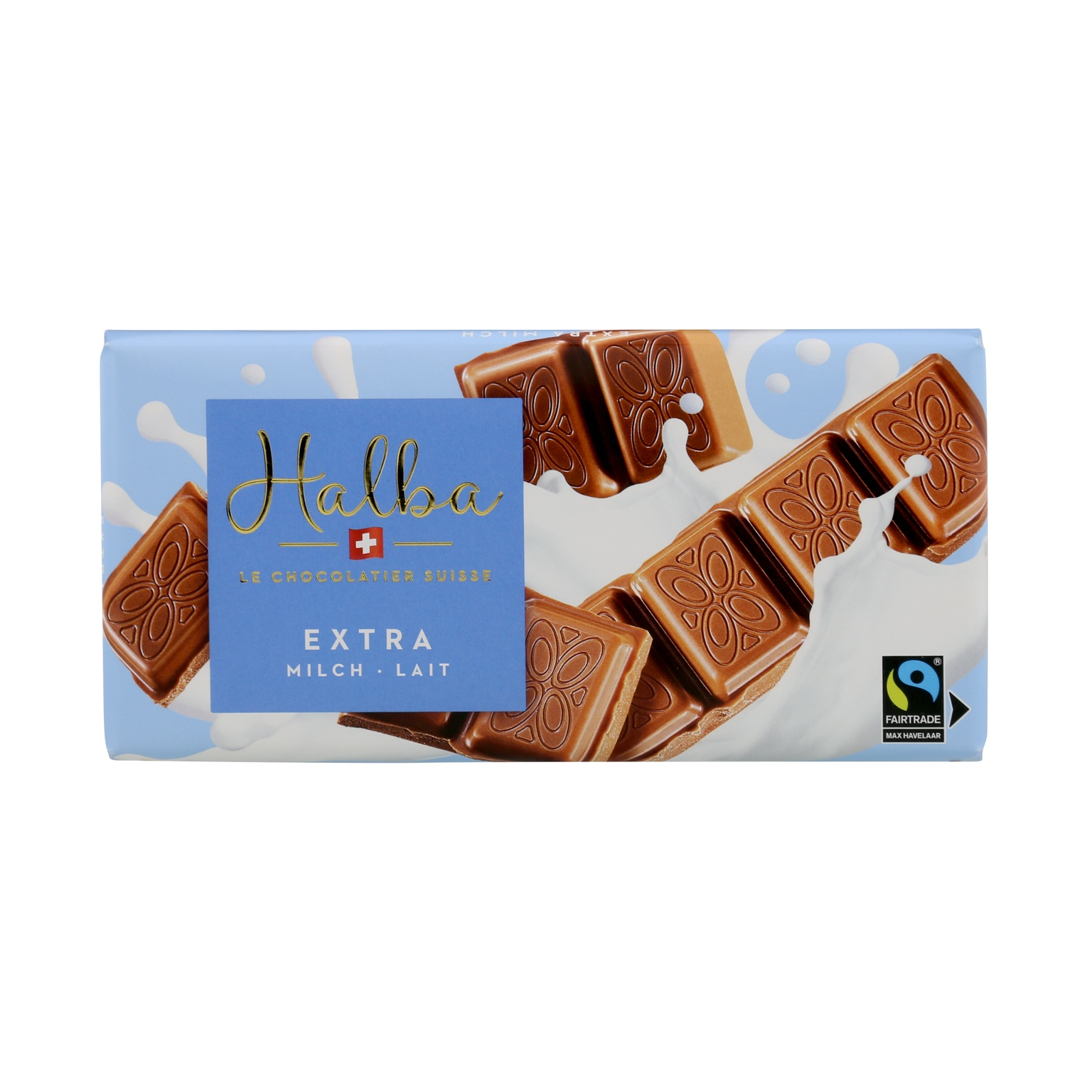 Schweizer Milchschokolade extra