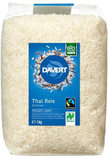 Thai Reis weiß 8x1kg