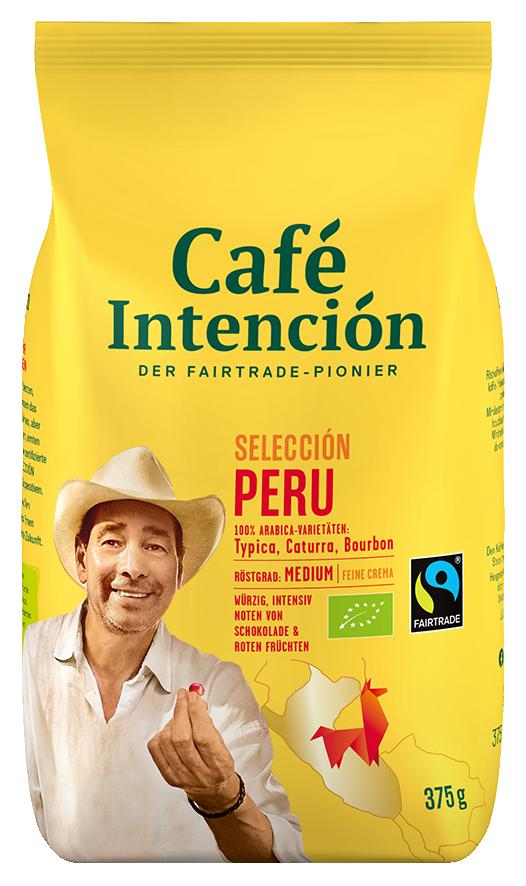 Selección Peru 375g Bohne