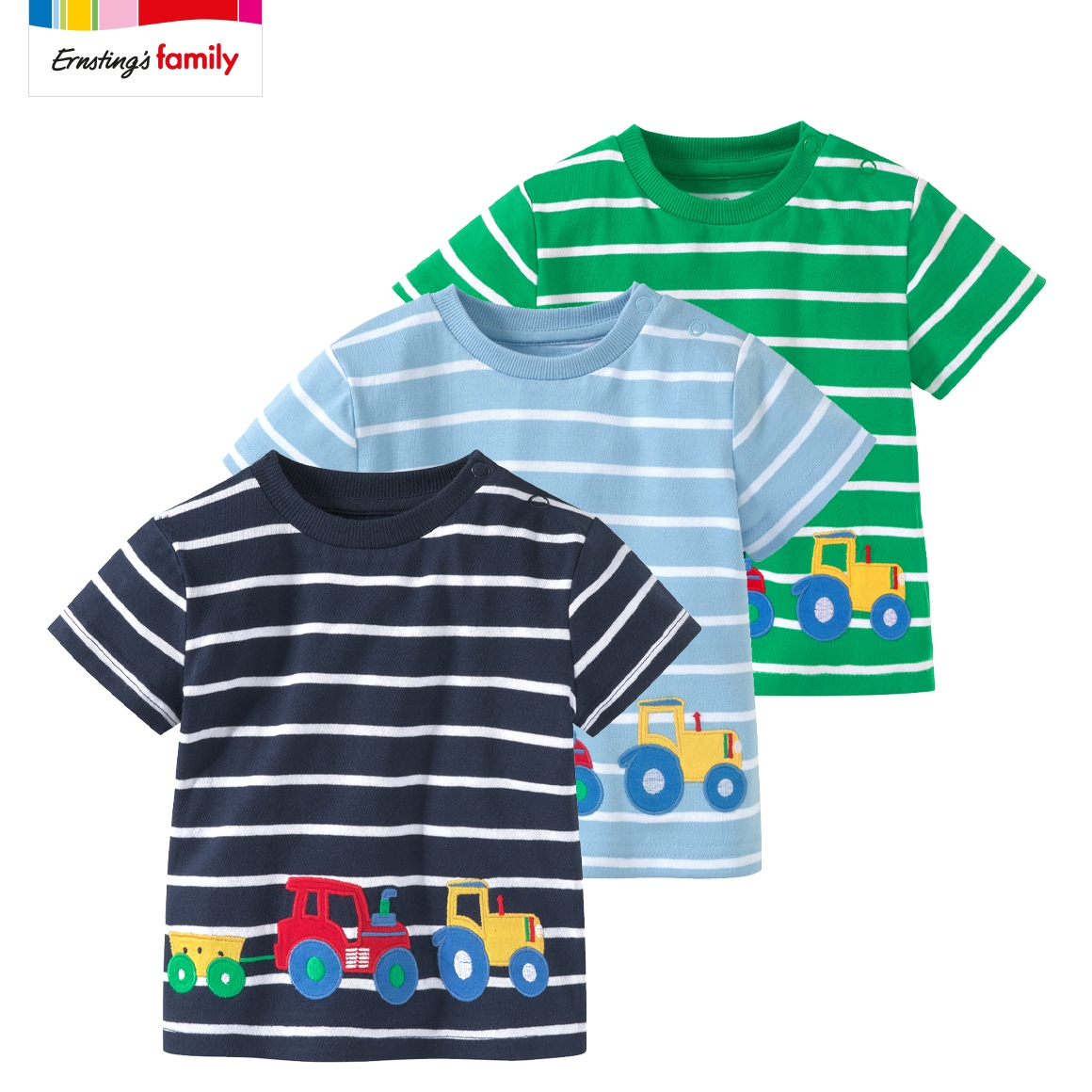 Baby Jungen T-Shirts