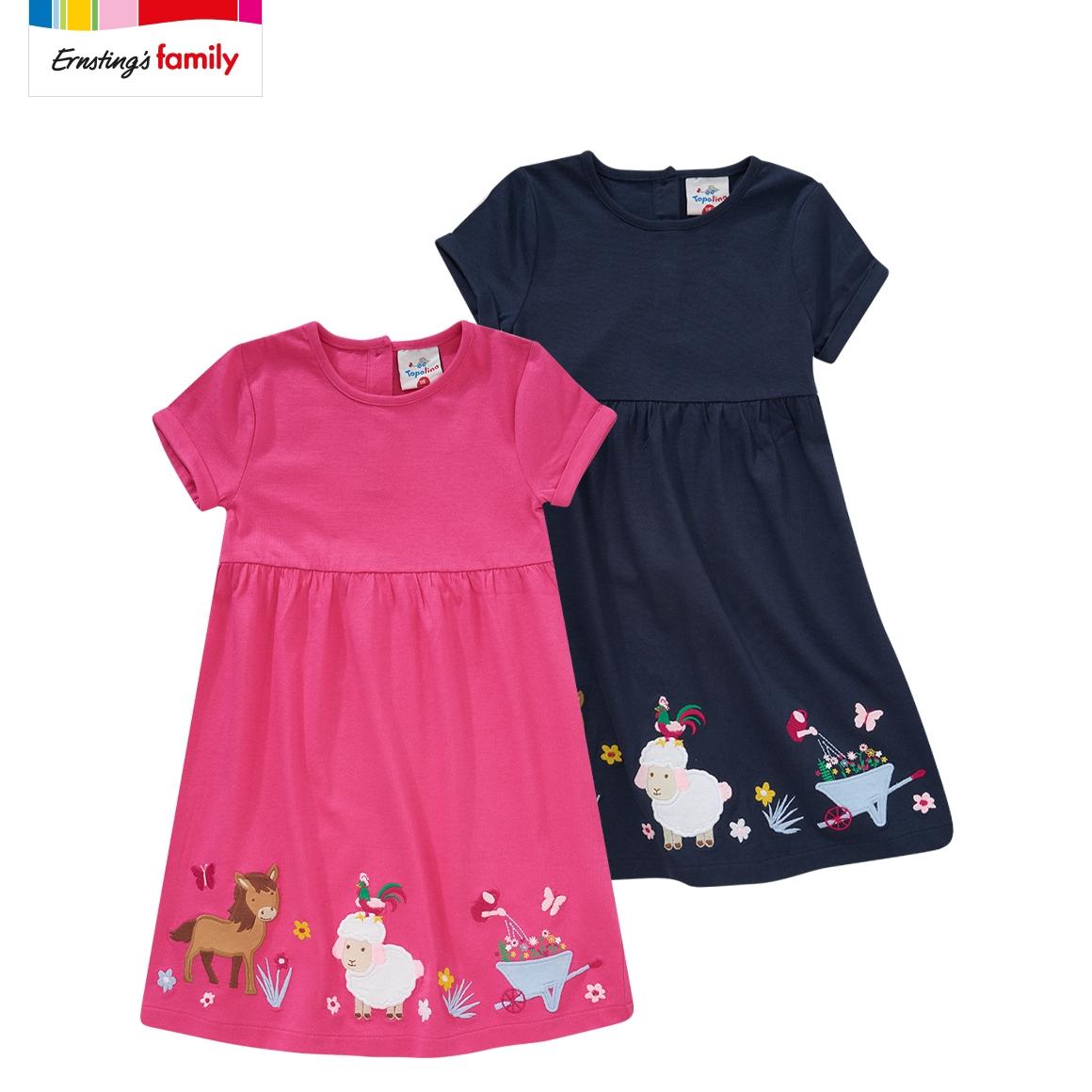 Kleinkinder Mädchen Kleider
