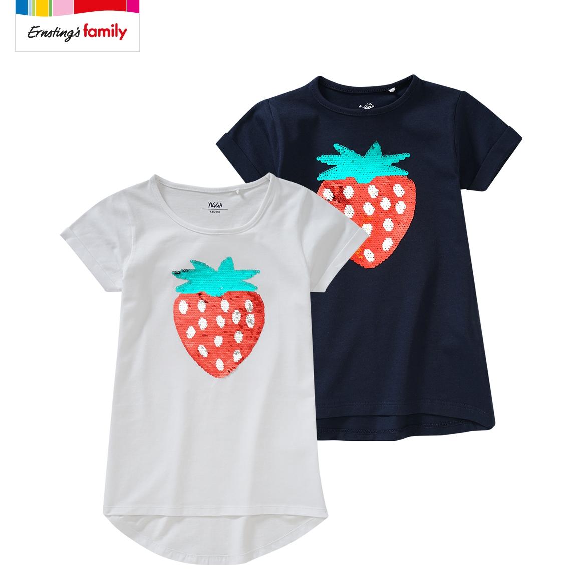 Kinder Mädchen T-Shirts
