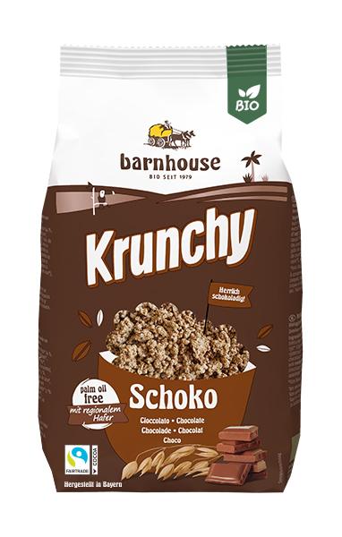 Krunchy Schoko 375g