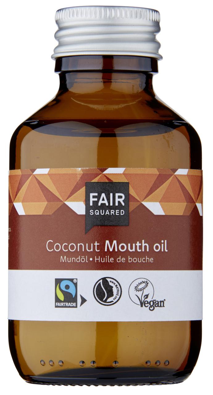 FAIR SQUARED Mundöl Coconut 100ml