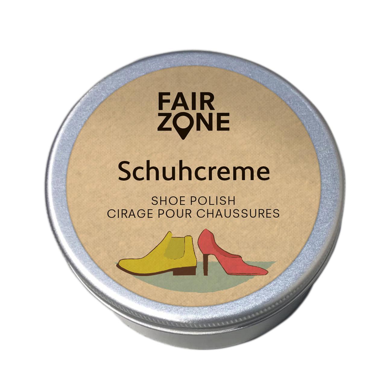 FAIR ZONE Schuhpomade 100ml