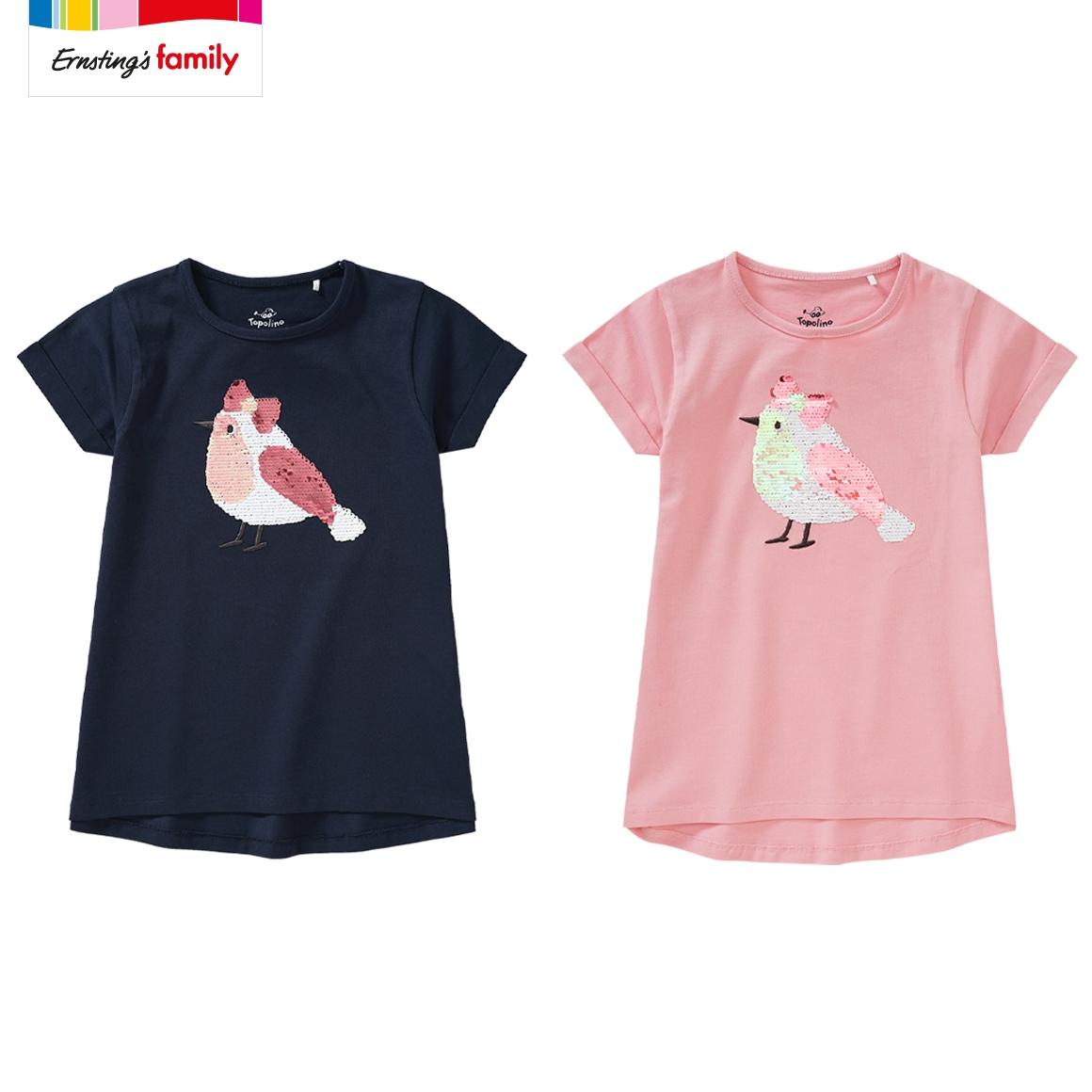Kleinkinder Mädchen T-Shirt