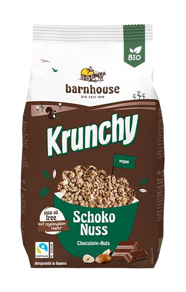 Krunchy Schoko Nuss 375g