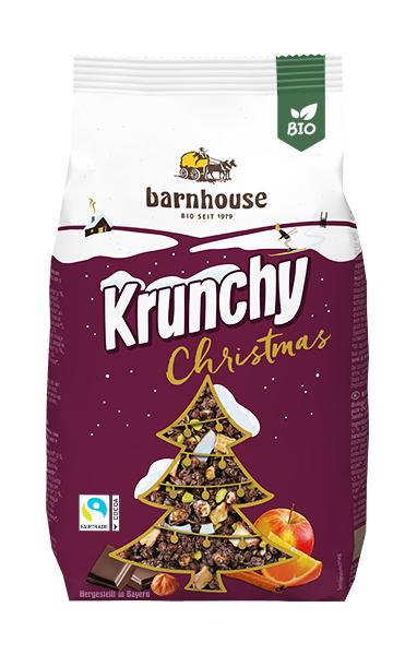 Krunchy Christmas 375g