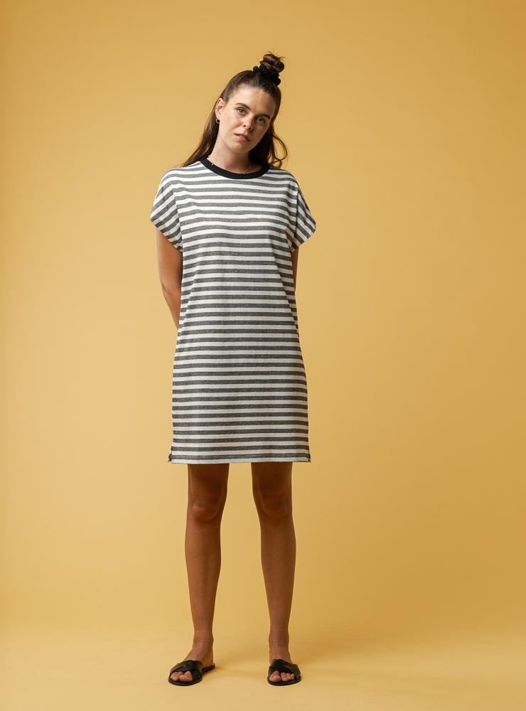 Damen T-Shirt Kleid SUNEA