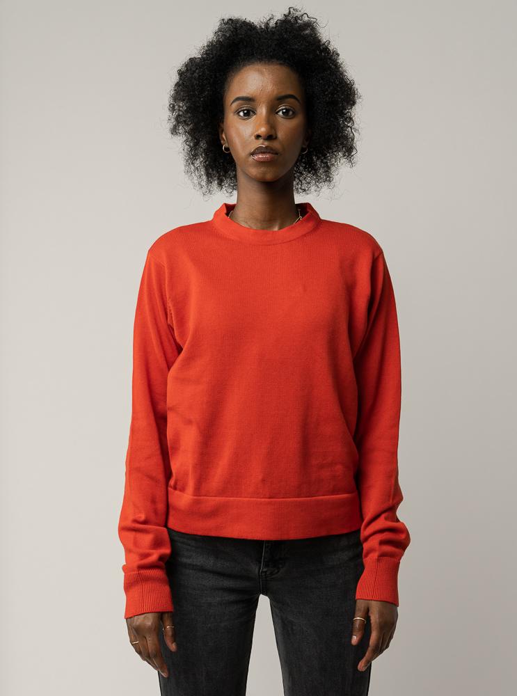 Damen Feinstrick-Pullover VITI
