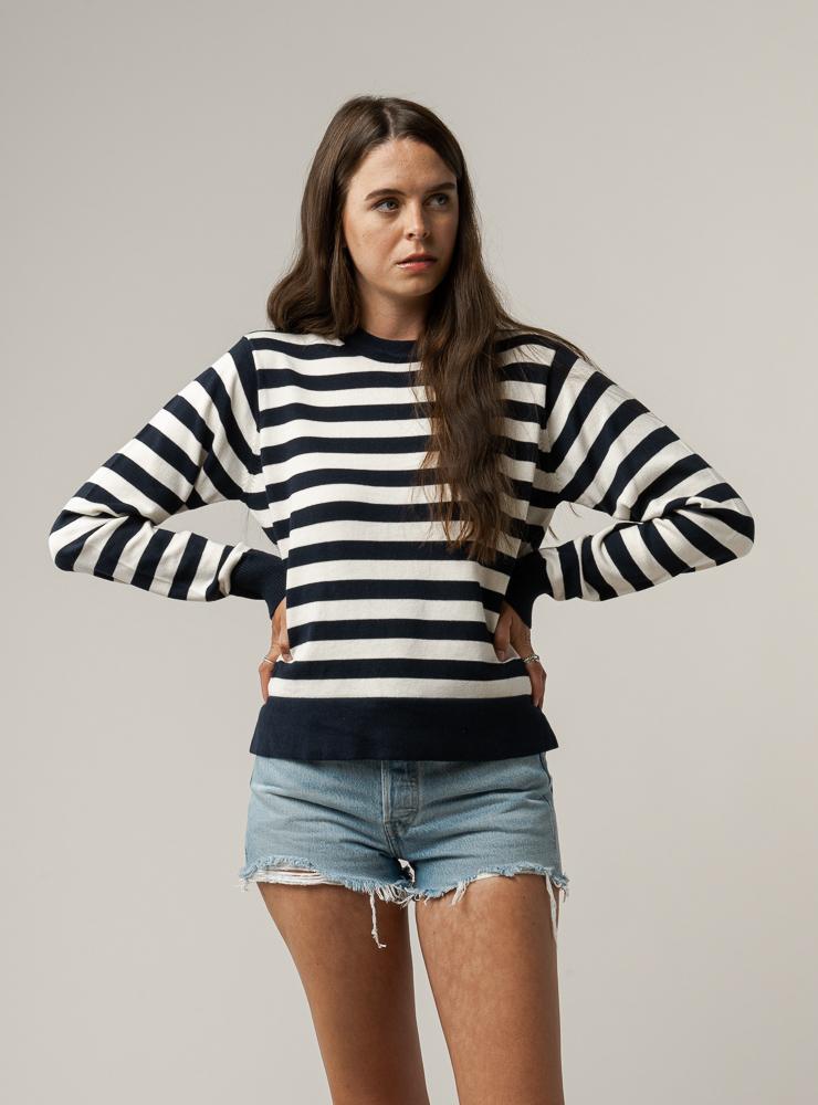 Damen Feinstrick Pullover ILA