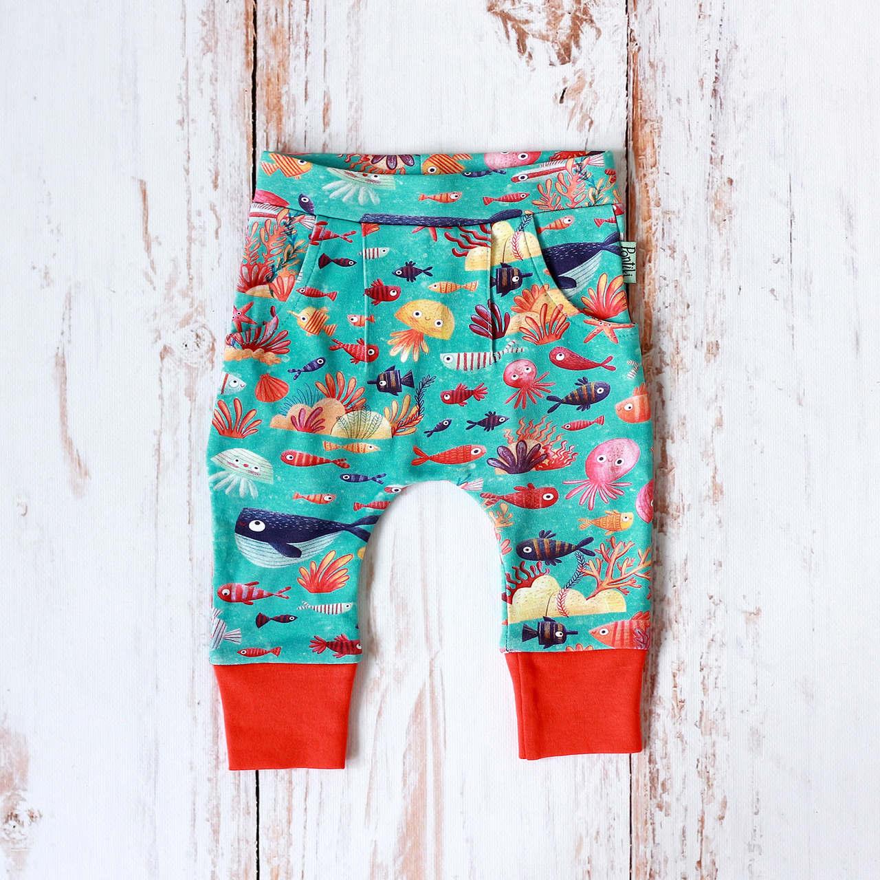 Spodnie – Ocean