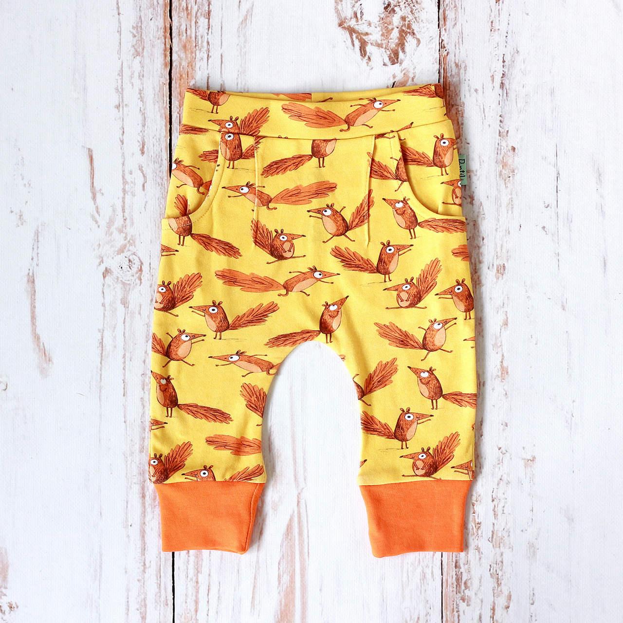 Spodnie – Wiewiórki