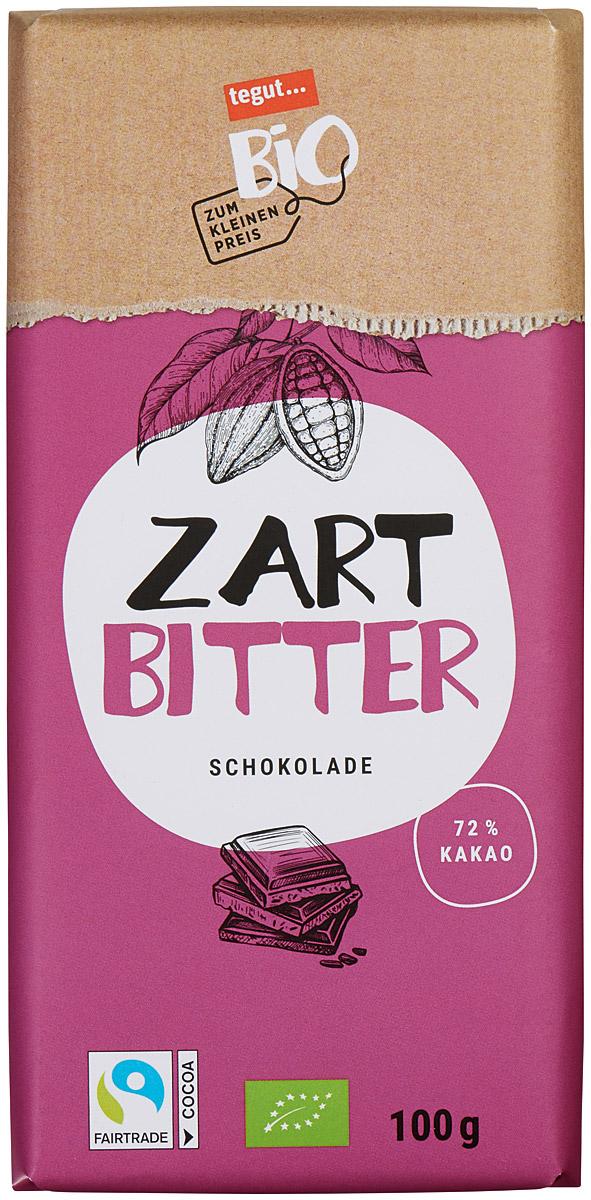 Bio Zartbitter Schokolade
