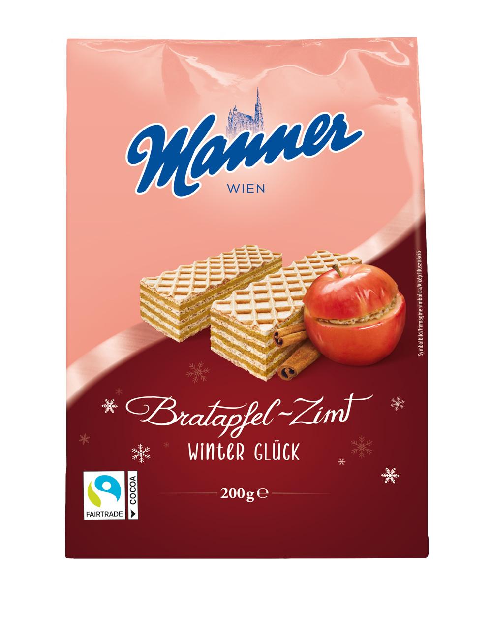 Winter Glück Bratapfel-Zimt