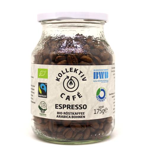 KollektivCafé Espresso Bohne