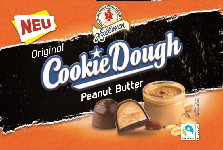 Cookie Dough Peanut Butter 145g