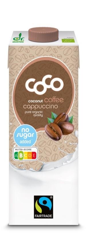 Coconut Coffee - Cappuccino