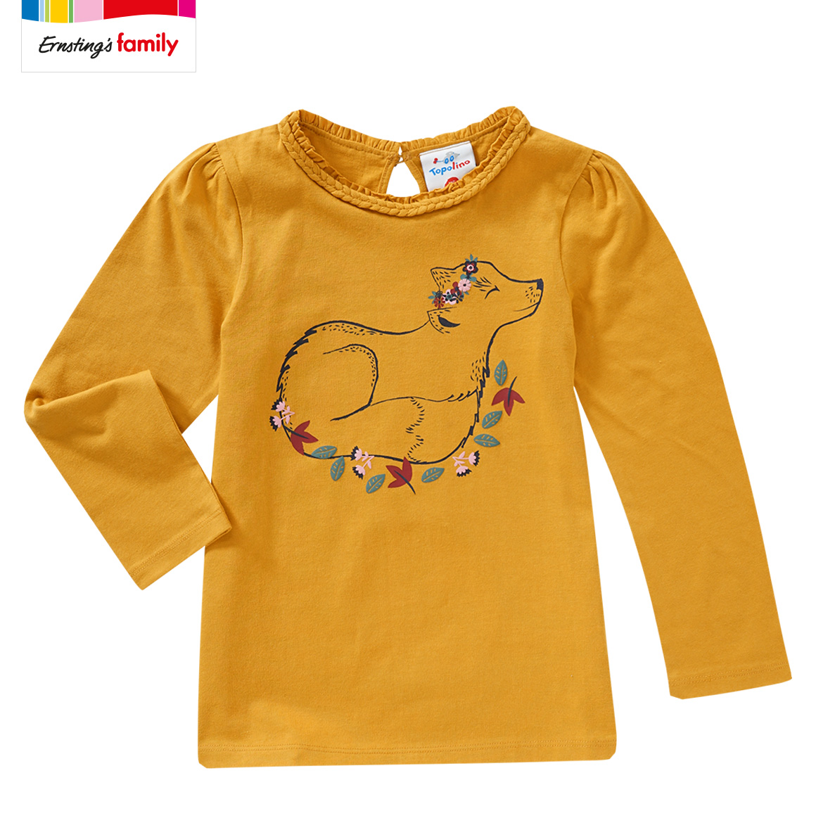 Kleinkinder Mädchen Sweatshirt