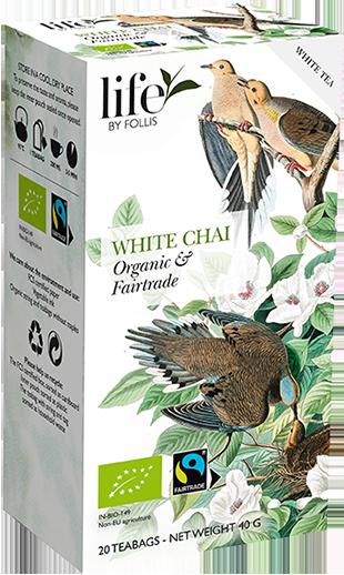 White Chai Tea Bags