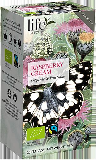 Raspberry Cream Tea Bags