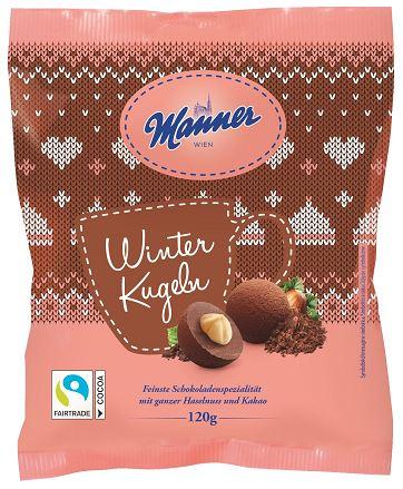 Winterkugeln Kakao 120g