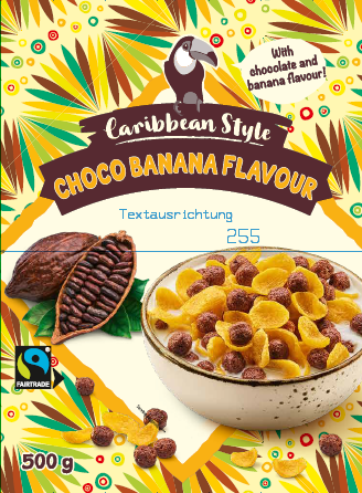 Choco Banana Shells