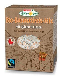 Basmatireis-Mix mit Quinoa & Linsen
