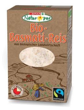 Basmati-Reis weiss