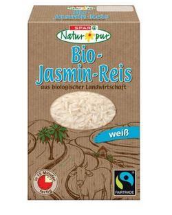 Jasmin-Reis weiß