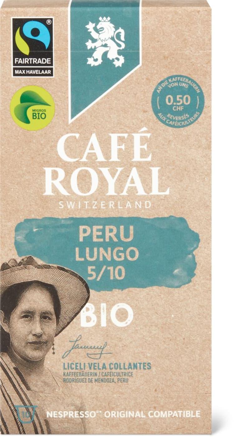Peru Lungo (10 Kapseln)